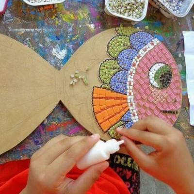 Mosaics Workshop