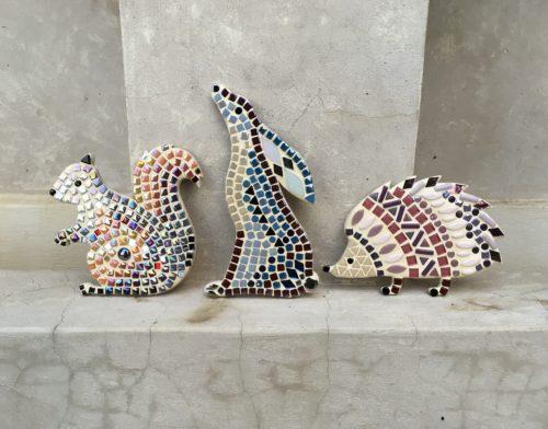 turtle and moon mosaic craft kits