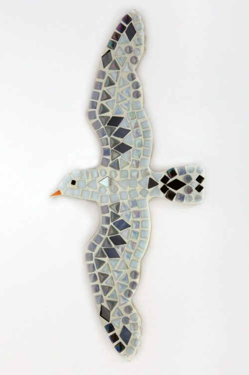 turtle and moon seagull mosaic craft kit